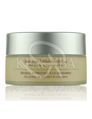 Mandarin Moisture Masque - Зволожуюча маска для обличчя з екстрактом мандарина, 111.4 мл