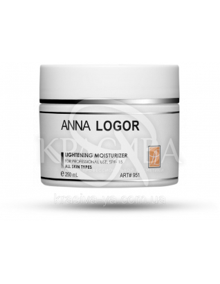 Lightening Moisturizer Освітлюючий зволожуючий крем, 50 мл : Anna Logor