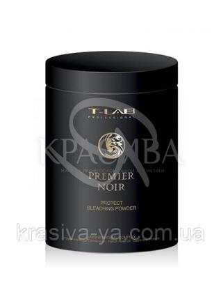 Пудра для защиты осветления волос Premier Noir Protect Bleaching Powder, 500 г : Порошок для волос