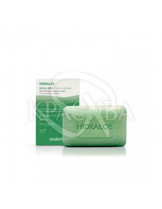 Hidraloe Dermatological Soapless Soap - Дерматологическое мыло, 100 г