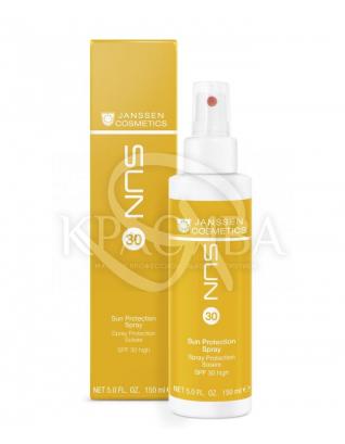 Антивозрастной солнцезащитный спрей SPF-30 : Солнцезащитные средства