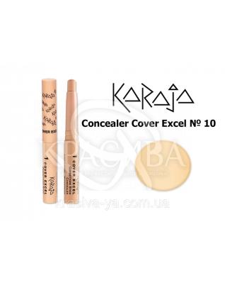 Karaja Коректор - олівець Conceler Cover Excel 10, 2.5 м