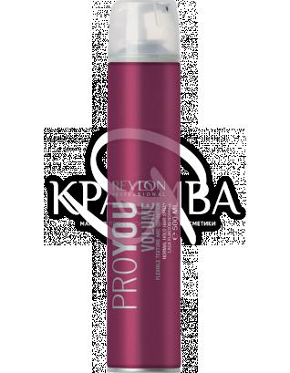 Лак для додання об'єму волосся, 500мл : Revlon Professional