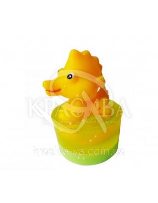 Глицериновое детское мыло Морской конек / Большая игрушка, 80 г : Для детей