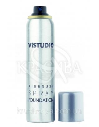 Vistudio Airbrush Spray Foundation - Тональная основа спрей, 100 мл :