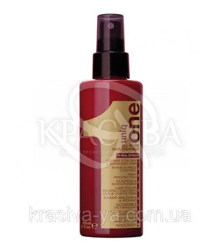 Маска-спрей для волосся Uniq ONE , 150мл - 1
