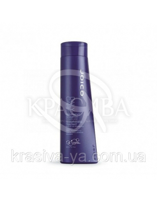 Шампунь оздоровлюючий для сухої і чутливої шкіри, 300 мл : Joico