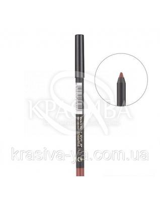Олівець для губ Lip Liner Delicato no Transfer Mat 001, 1.5 м : Layla