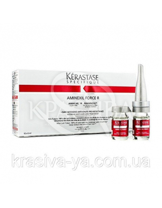 Специфік, інтенсивне засіб з аминоксилом проти випадіння волосся, 10*6 мл