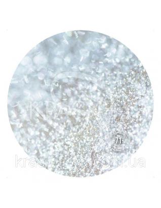 Sinart Пігмент White ( дрібна слюда ) : Sinart