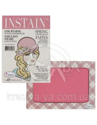 The Balm Instain Argyle-Petal Pink - Рум'яна для обличчя, 6.5 м