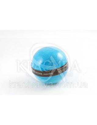 Шипучий шарик для ванны - Мужской, 170 г : Organique