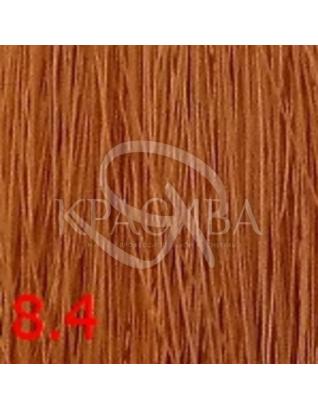 Cutrin Aurora Demi Color - Безаммиачная краска для волос 8.4 Светлый медный блондин, 60 мл : Безаммиачная краска