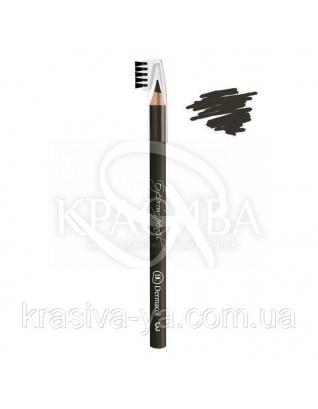 DC Make-up Eyebrow Pencil 03 Карандаш для бровей с щеткой, 1.6 г
