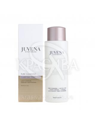 Clarifying Tonic - Очищуючий тонік для комбінованої, жирної шкіри, 200 мл : JUVENA