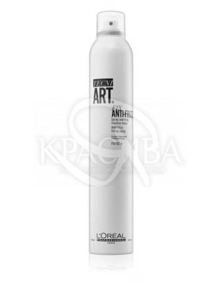 L'oreal Professionnel Tecni Art Fix Anti-Frizz - Лак для волос, 400 мл :