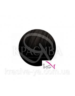 ING Крем-краска N 1 черный, 100 мл : Аммиачная краска