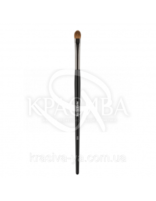 115 Eyeshadow brush, sable - Кисть для теней, ворс соболь : Nastelle