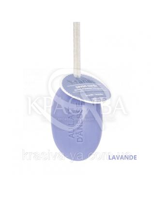 "Мыло на льняном шнурке Lavande ""Лаванда"", 200 г"
