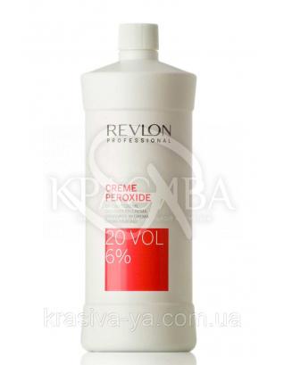 Крем - пероксид 6%, 900 мл : Revlon Professional
