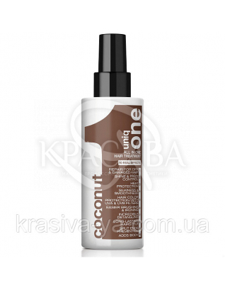 Маска-спрей для волос Uniq ONE Coconut , 150мл