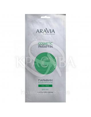 """Aravia Парафин косметический """"Чайное дерево"""" с маслом чайного дерева для ног, 500 г : Парафин для рук"""
