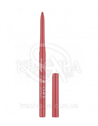 """Стійкий косметичний олівець для губ """"Long Lastin 24 Ore"""" 5 Antique Rose, 0.4 г : Олівець для губ"""