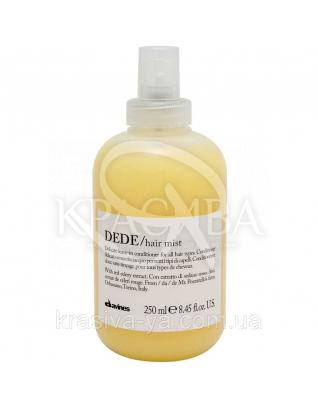 Деликатный несмываемый спрей-кондиционер DEDE, 250мл : Спрей для волос