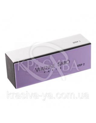 VS Пилка для полировки ногтей 4-х сторонняя : Пилочки для ногтей