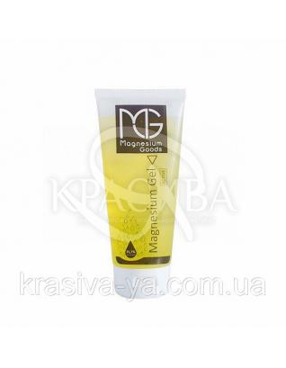 Magnesium Gel Active Гель для душу і ванни з маслом цитруса і евкаліпта, 200 мл : Spani