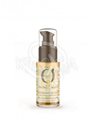 Barex Olioseta ODM - Масло блонд-уход для волос с маслом арганы и маслос семян льна, 30 мл : Чехлы и поясы для кистей