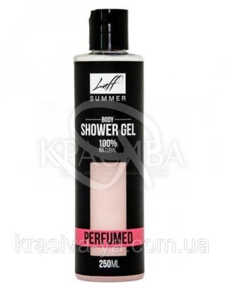 Натуральний гель для душу Parfumed, 250 мл : Luff