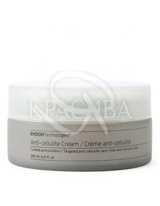 Anti-Cellulite Cream Антицелюлітний крем з наночастинками золота, 200 мл : Endor Technologies