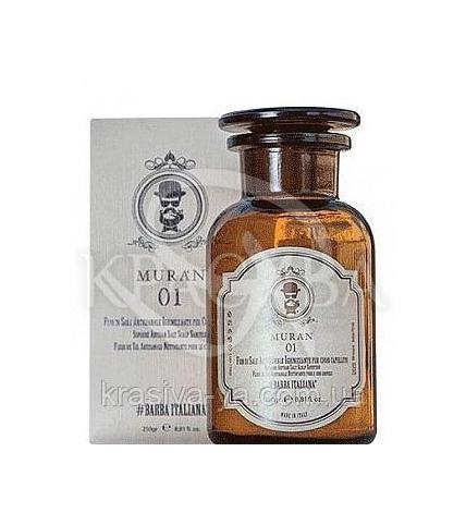 Антисептическая соль для кожи головы - 1