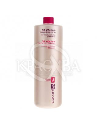 ING Окислювальна емульсія 6% (20 vol), 1000 мл : Окислювачі для волосся