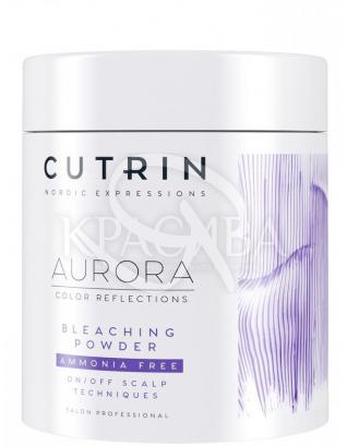 Cutrin Bleaching Aurora Powder no Ammonia - Осветляющий порошок без запаха и аммиака, 500 г : Порошок для волос