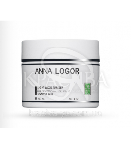Light Moisturizer for Sensitive Skin Легкий крем для чутливої шкіри 50 мл - 1