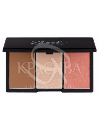 Sleek Face Form Ultimate Contour Light Kit - Набір для контурування особи, 20 г : Sleek make up