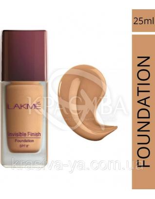 Основа для особи Invisible Finish Foundation 02, 25 мл : Lakme
