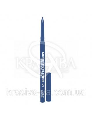 Подводка для глаз Micro Eyeliner - Topaz, 6 мл : Подводка для глаз
