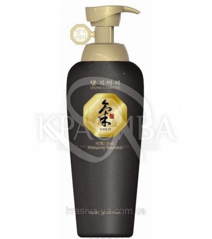 Голд энерегетический шампунь DAENG GI MEO RI KI GOLD INERGIZING SHAMPOO 300 мл - 1