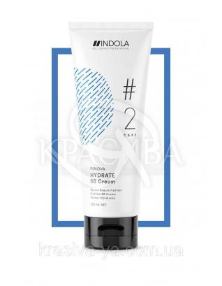 Зволожуючий BB крем для волосся, без змивання Innova Hydrate BB Cream, 200 мл : Крем для стайлінгу волосся