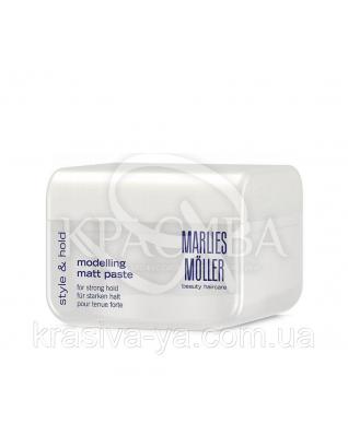 Modelling Matt Paste (tester) Матовая моделирующая паста для укладки волос, 125 мл : Паста для волос