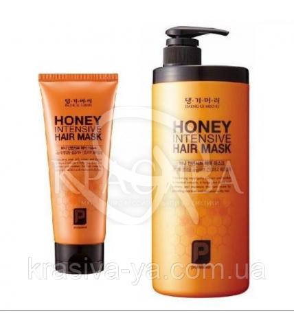 Интенсивная медовая маска для восстановления волос DAENG GI MEO RI 1000 мл - 1