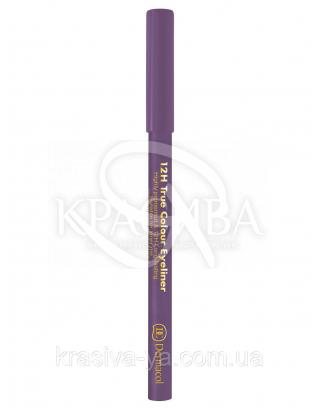 DC Make-up 12H True Colour 03 Олівець для очей стійкий, 1.6 м : Dermacol