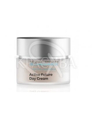 Active Future Day Cream Омолаживающий дневной крем с изофлавонами, 50 мл : Dr.Schrammek