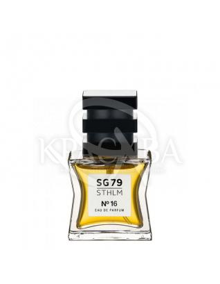 Парфумована вода № 16 : SG79 STHLM