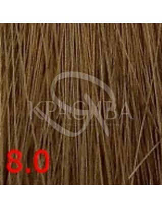 Cutrin Aurora Demi Color - Безаммиачная краска для волос 8.0 Светлый блондин, 60 мл : Безаммиачная краска