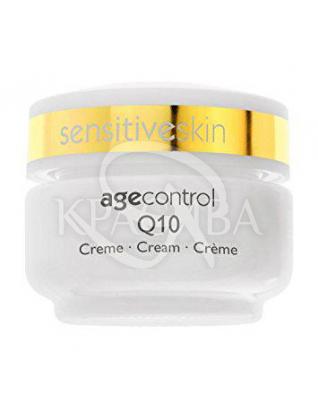 Q10 Крем для лица против морщин - Q10 Age Control Cream, 15 мл : Declare