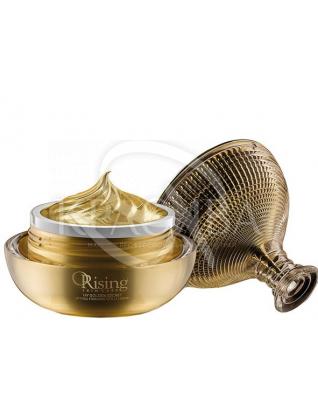 Зміцнюючий крем для обличчя з золотом з ліфтинг-ефектом :